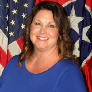 Angie Lamb - County Clerk