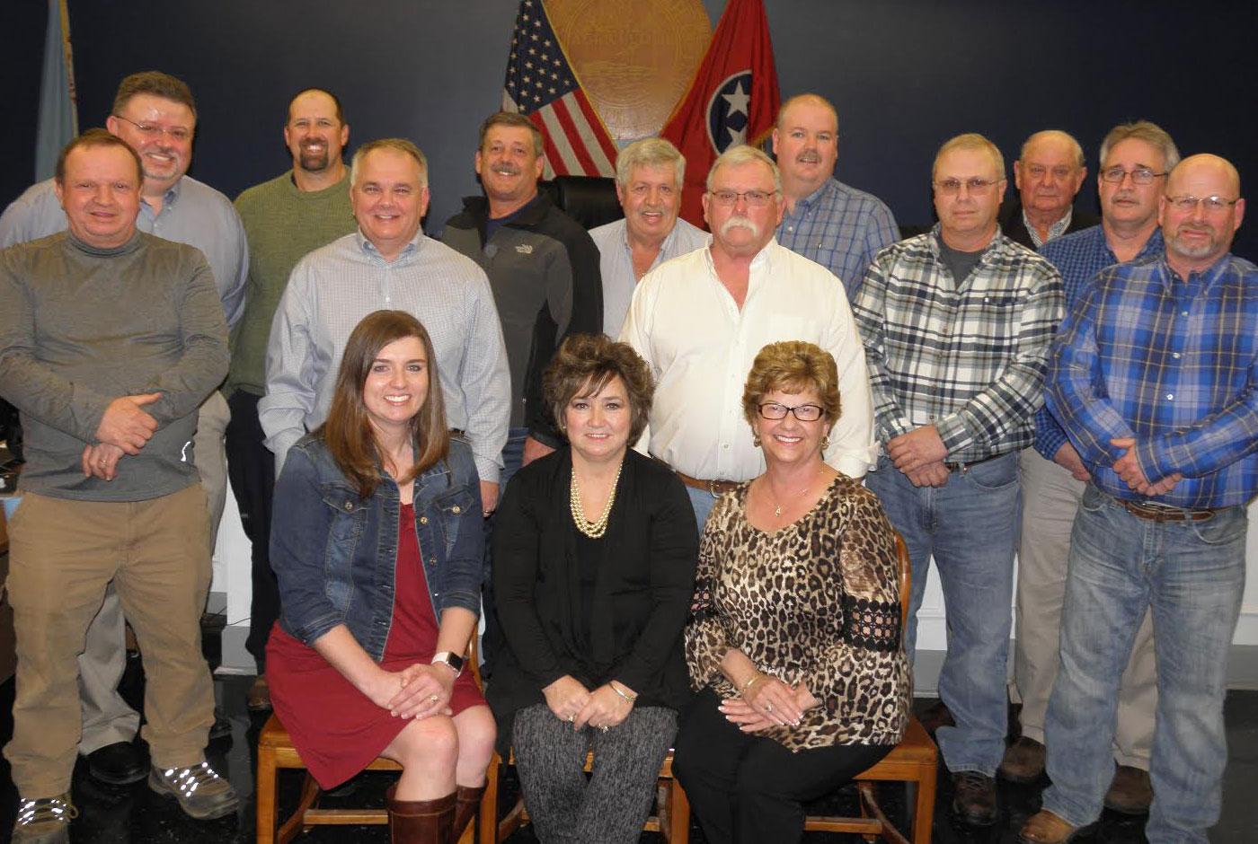 Grainger County Commission