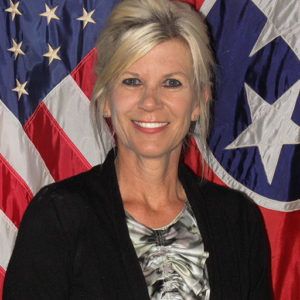 Sherry Clifton-Byrd - Circuit Court Clerk